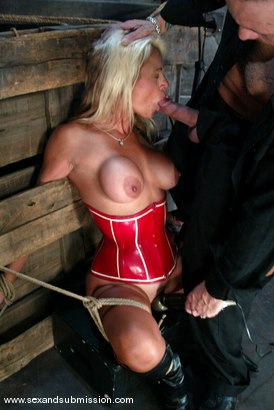 Photo number 5 from Big Daddy Brady and Stacy Burke shot for Sex And Submission on Kink.com. Featuring Big Daddy Brady and Stacy Burke in hardcore BDSM & Fetish porn.