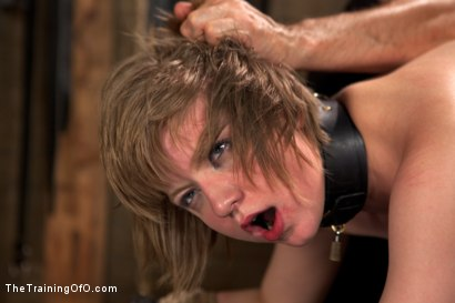 Photo number 14 from Scaring the Fuck Out of Alani Pi, Day 2 shot for The Training Of O on Kink.com. Featuring Mike Hawke and Alani Pi in hardcore BDSM & Fetish porn.