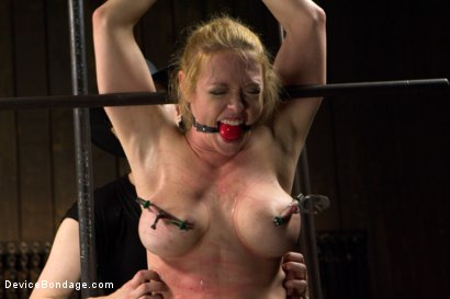 Photo number 13 from The Return of Darling shot for Device Bondage on Kink.com. Featuring Dee Williams in hardcore BDSM & Fetish porn.