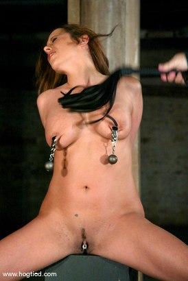 Photo number 2 from Sasha Sparks shot for Hogtied on Kink.com. Featuring Sasha Sparks in hardcore BDSM & Fetish porn.
