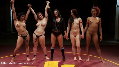 Photo number 5 from June Tag Match. Daisy Ducati get's a nice warm welcome fuck shot for Ultimate Surrender on Kink.com. Featuring Bella Rossi, Izamar Gutierrez, Cheyenne Jewel and Daisy Ducati in hardcore BDSM & Fetish porn.