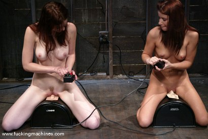 Photo number 13 from Sarah Blake and Justine Joli shot for Fucking Machines on Kink.com. Featuring Justine Joli and Sarah Blake in hardcore BDSM & Fetish porn.