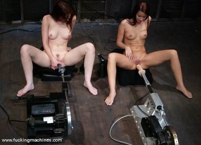 Photo number 11 from Sarah Blake and Justine Joli shot for Fucking Machines on Kink.com. Featuring Justine Joli and Sarah Blake in hardcore BDSM & Fetish porn.