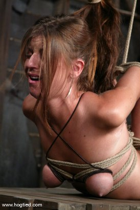 Photo number 8 from Veronica Stone shot for Hogtied on Kink.com. Featuring Veronica Stone in hardcore BDSM & Fetish porn.