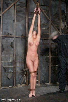 Photo number 10 from Veronica Stone shot for Hogtied on Kink.com. Featuring Veronica Stone in hardcore BDSM & Fetish porn.