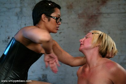 Photo number 12 from DragonLily and Vendetta shot for Whipped Ass on Kink.com. Featuring DragonLily and Vendetta in hardcore BDSM & Fetish porn.