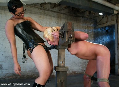 Photo number 6 from DragonLily and Vendetta shot for Whipped Ass on Kink.com. Featuring DragonLily and Vendetta in hardcore BDSM & Fetish porn.