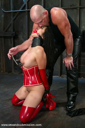 Photo number 4 from Mark Davis and Mika Tan shot for Sex And Submission on Kink.com. Featuring Mika Tan and Mark Davis in hardcore BDSM & Fetish porn.