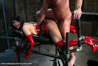 Photo number 11 from Mark Davis and Mika Tan shot for Sex And Submission on Kink.com. Featuring Mika Tan and Mark Davis in hardcore BDSM & Fetish porn.