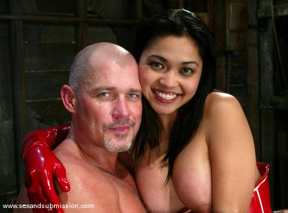 Photo number 15 from Mark Davis and Mika Tan shot for Sex And Submission on Kink.com. Featuring Mika Tan and Mark Davis in hardcore BDSM & Fetish porn.