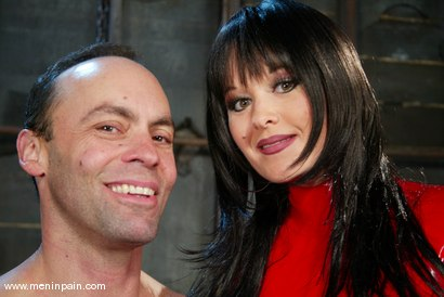 Photo number 15 from Mistress Aradia and Pussybottomboy shot for Men In Pain on Kink.com. Featuring Mistress Aradia and Pussybottomboy in hardcore BDSM & Fetish porn.