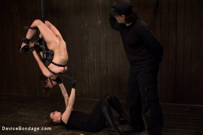Photo number 13 from Final Reckoning  shot for Device Bondage on Kink.com. Featuring Iona Grace and Orlando in hardcore BDSM & Fetish porn.