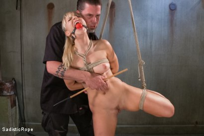 Photo number 1 from Ashley Fires Submits! shot for Sadistic Rope on Kink.com. Featuring Ashley Fires in hardcore BDSM & Fetish porn.