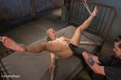 Photo number 10 from Ashley Fires Submits! shot for Sadistic Rope on Kink.com. Featuring Ashley Fires in hardcore BDSM & Fetish porn.