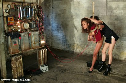 Photo number 1 from Annie Cruz shot for Wired Pussy on Kink.com. Featuring Annie Cruz in hardcore BDSM & Fetish porn.