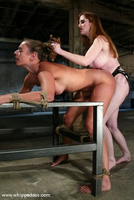 Photo number 10 from Natali Demore and Lola shot for Whipped Ass on Kink.com. Featuring Natali Demore and Lola in hardcore BDSM & Fetish porn.