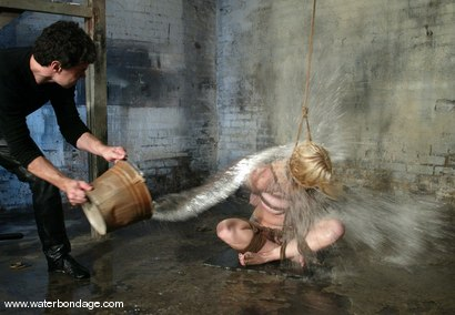 Photo number 9 from James and Adrianna Nicole shot for Water Bondage on Kink.com. Featuring James and Adrianna Nicole in hardcore BDSM & Fetish porn.
