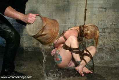 Photo number 11 from James and Adrianna Nicole shot for Water Bondage on Kink.com. Featuring James and Adrianna Nicole in hardcore BDSM & Fetish porn.