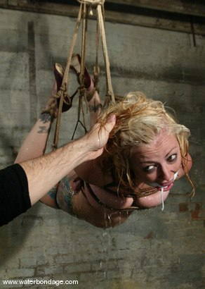 Photo number 7 from James and Adrianna Nicole shot for Water Bondage on Kink.com. Featuring James and Adrianna Nicole in hardcore BDSM & Fetish porn.