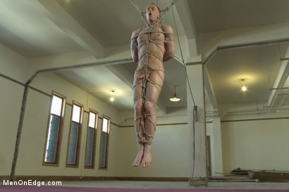 Vertical Suspension, Tickle Torment and Extreme Edging
