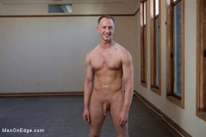 Photo number 15 from Vertical Suspension, Tickle Torment and Extreme Edging shot for Men On Edge on Kink.com. Featuring JR Matthews in hardcore BDSM & Fetish porn.