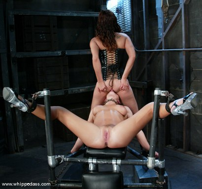 Photo number 9 from Barbara Summer and Isis Love shot for Whipped Ass on Kink.com. Featuring Barbara Summer and Isis Love in hardcore BDSM & Fetish porn.