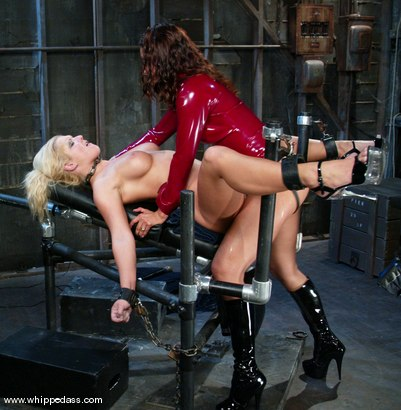 Photo number 13 from Barbara Summer and Isis Love shot for Whipped Ass on Kink.com. Featuring Barbara Summer and Isis Love in hardcore BDSM & Fetish porn.