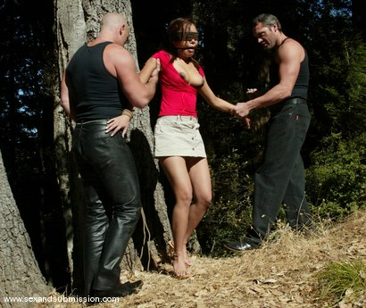 Photo number 3 from Annie Cruz, Joey Ray and Mark Davis shot for Sex And Submission on Kink.com. Featuring Mark Davis, Annie Cruz and Joey Ray in hardcore BDSM & Fetish porn.