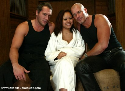 Photo number 15 from Annie Cruz, Joey Ray and Mark Davis shot for Sex And Submission on Kink.com. Featuring Mark Davis, Annie Cruz and Joey Ray in hardcore BDSM & Fetish porn.