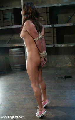 Photo number 2 from Nadia Styles shot for Hogtied on Kink.com. Featuring Nadia Styles in hardcore BDSM & Fetish porn.