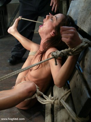 Photo number 4 from Nadia Styles shot for Hogtied on Kink.com. Featuring Nadia Styles in hardcore BDSM & Fetish porn.