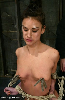 Photo number 12 from Nadia Styles shot for Hogtied on Kink.com. Featuring Nadia Styles in hardcore BDSM & Fetish porn.