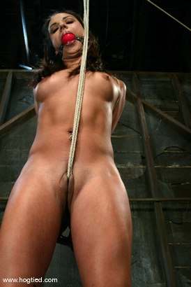 Photo number 3 from Nadia Styles shot for Hogtied on Kink.com. Featuring Nadia Styles in hardcore BDSM & Fetish porn.