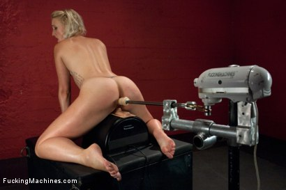 Photo number 9 from Rivers of Orgasms: Squirting Babe Hoses Our Machines shot for Fucking Machines on Kink.com. Featuring Dylan Ryan in hardcore BDSM & Fetish porn.