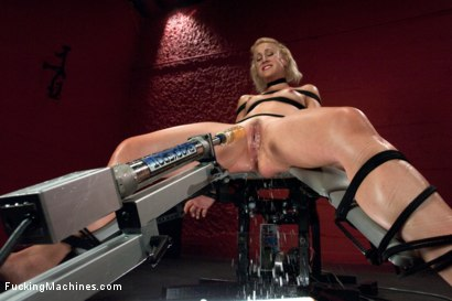 Photo number 11 from Rivers of Orgasms: Squirting Babe Hoses Our Machines shot for Fucking Machines on Kink.com. Featuring Dylan Ryan in hardcore BDSM & Fetish porn.