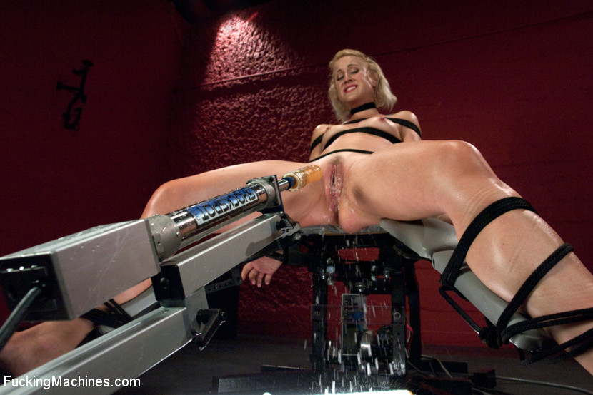 Rivers of Orgasms: Squirting Babe Hoses Our Machines