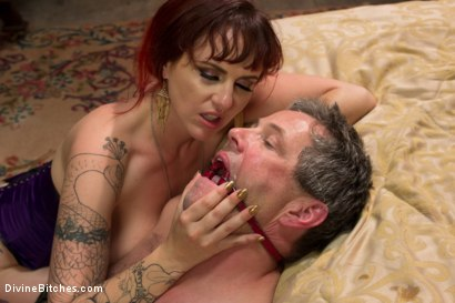 Photo number 14 from All Night Cuckolding Fuck Fest shot for Divine Bitches on Kink.com. Featuring Mz Berlin, Wolf Hudson and Jimmy Broadway in hardcore BDSM & Fetish porn.