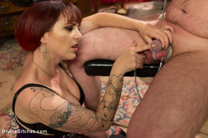 Photo number 12 from All Night Cuckolding Fuck Fest shot for Divine Bitches on Kink.com. Featuring Mz Berlin, Wolf Hudson and Jimmy Broadway in hardcore BDSM & Fetish porn.