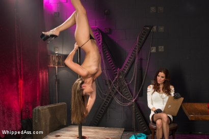 Photo number 1 from Dani Daniels: A Kinky Strip Club shot for Whipped Ass on Kink.com. Featuring Dani Daniels and Gia DiMarco in hardcore BDSM & Fetish porn.