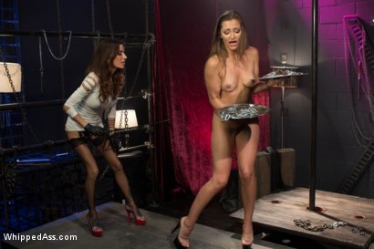 Photo number 3 from Dani Daniels: A Kinky Strip Club shot for Whipped Ass on Kink.com. Featuring Dani Daniels and Gia DiMarco in hardcore BDSM & Fetish porn.