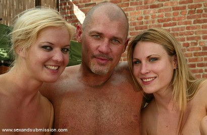 Photo number 15 from Mark Davis, Harmony and Barbara Summer shot for Sex And Submission on Kink.com. Featuring Harmony, Barbara Summer and Mark Davis in hardcore BDSM & Fetish porn.