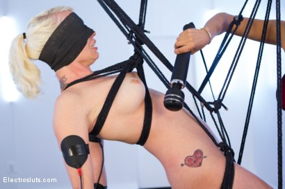 Photo number 3 from Isis Love Dommes Lorelei Lee Part 2! shot for Electro Sluts on Kink.com. Featuring Isis Love and Lorelei Lee in hardcore BDSM & Fetish porn.