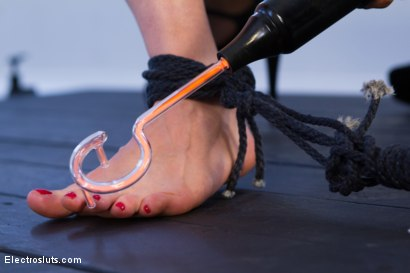 Photo number 1 from Lorelei Destroyed by Isis Love's Cattle Prod shot for Electro Sluts on Kink.com. Featuring Isis Love and Lorelei Lee in hardcore BDSM & Fetish porn.