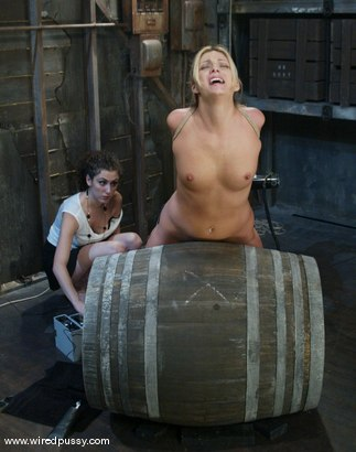 Photo number 5 from Alicia Silver and Princess Donna Dolore shot for Wired Pussy on Kink.com. Featuring Alicia Silver and Princess Donna Dolore in hardcore BDSM & Fetish porn.