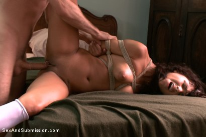 Photo number 11 from BEST OF SAS: The Incident: Fuck Me Father for I have Sinned shot for Sex And Submission on Kink.com. Featuring James Deen, Evi Fox and Kiki Vidis in hardcore BDSM & Fetish porn.
