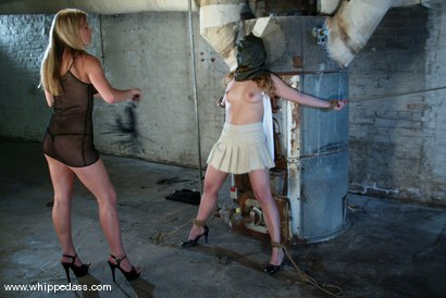 Photo number 2 from Ramona and Harmony shot for Whipped Ass on Kink.com. Featuring Harmony and Ramona in hardcore BDSM & Fetish porn.