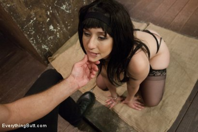 Photo number 2 from Anal Submission and POV shot for Everything Butt on Kink.com. Featuring Proxy Paige and Bill Bailey in hardcore BDSM & Fetish porn.