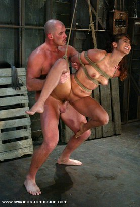 Photo number 7 from Mark Davis and Isis Love shot for Sex And Submission on Kink.com. Featuring Mark Davis and Isis Love in hardcore BDSM & Fetish porn.