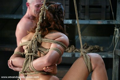 Photo number 9 from Mark Davis and Isis Love shot for Sex And Submission on Kink.com. Featuring Mark Davis and Isis Love in hardcore BDSM & Fetish porn.