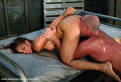 Photo number 13 from Mark Davis and Isis Love shot for Sex And Submission on Kink.com. Featuring Mark Davis and Isis Love in hardcore BDSM & Fetish porn.